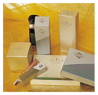 化妆品彩盒系列