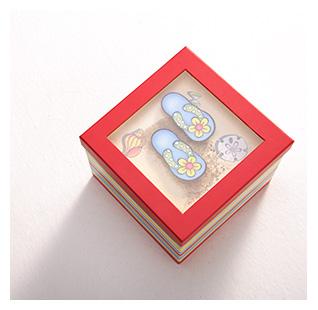 印迹装饰手工盒
