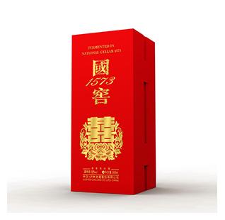 国窖婚庆定制酒盒